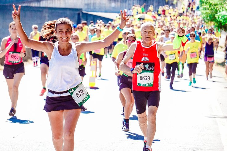 Marathon runners reap extra health benefits