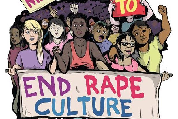 march to end rape culture