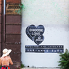 Marianne Williamson philly street art