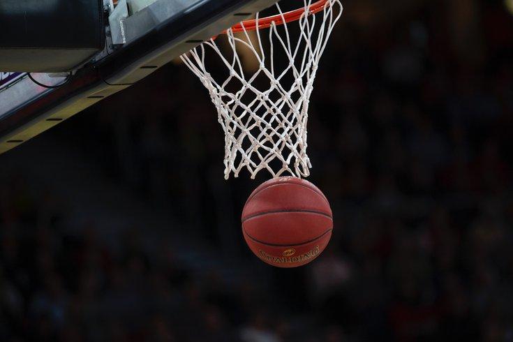Basketball all net stadium