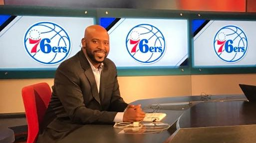 Marshall Harris NBC Sports Philadelphia