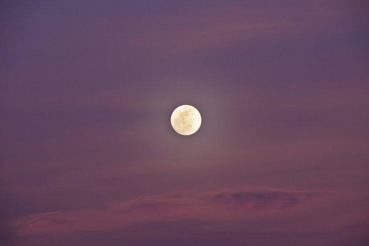 spring super worm moon