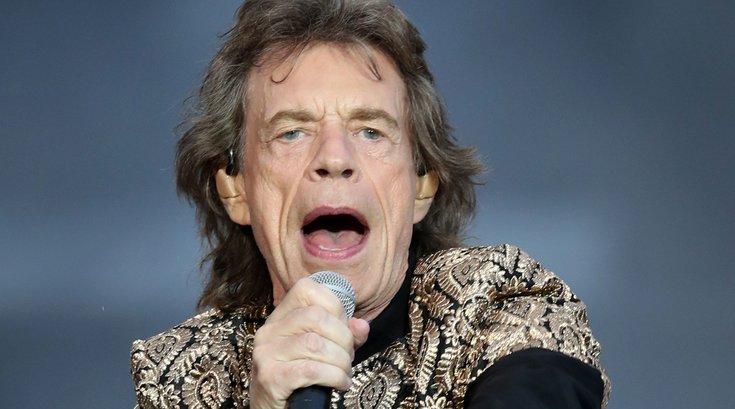 Mick Jagger New Jersey