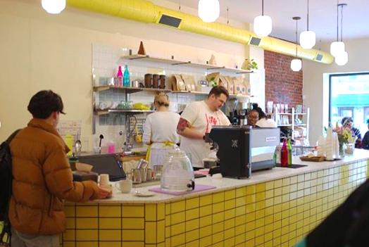 Mina's Coffee West Philly