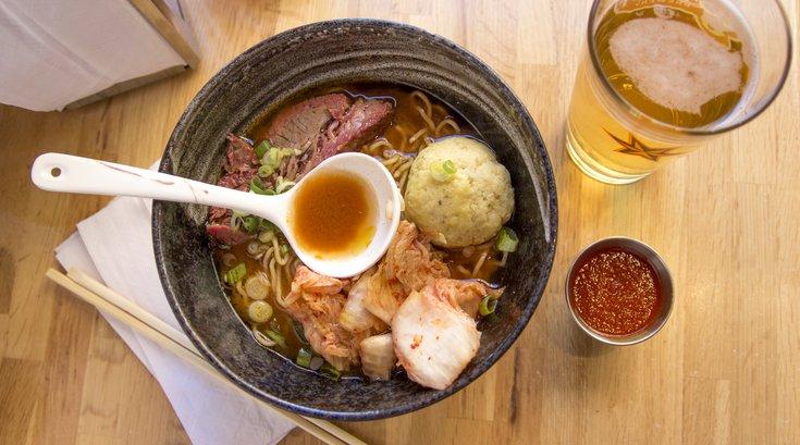 Cheu Noodle Bar Ramen