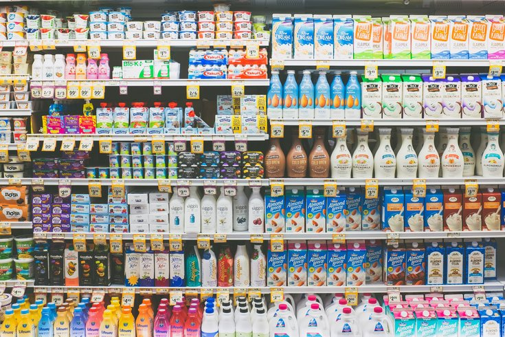What's the difference between the milk types? | PhillyVoice