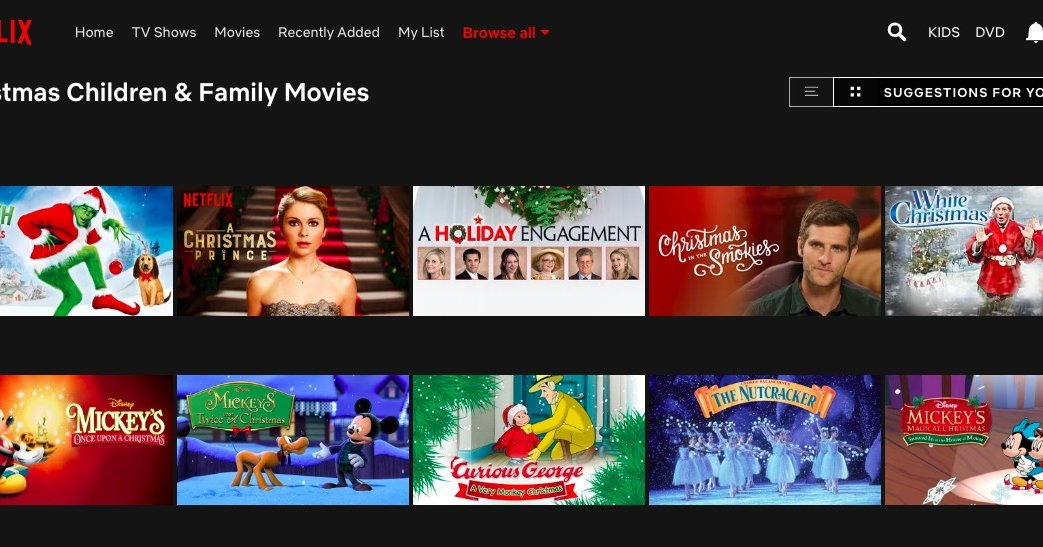 Netflix has secret codes that unlock hidden Christmas movies ...