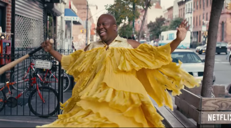 Kimmy Schmidt trailer