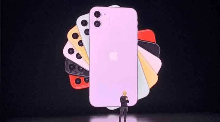 new iphone 11 apple