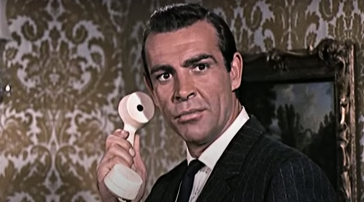 Hulu Bond Movies