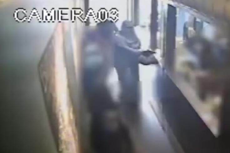 restaurant shooting