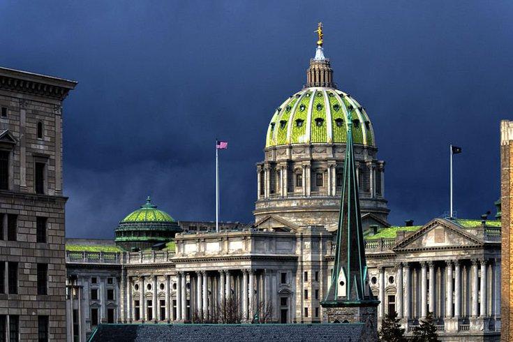 pa house legislature veto bill voting