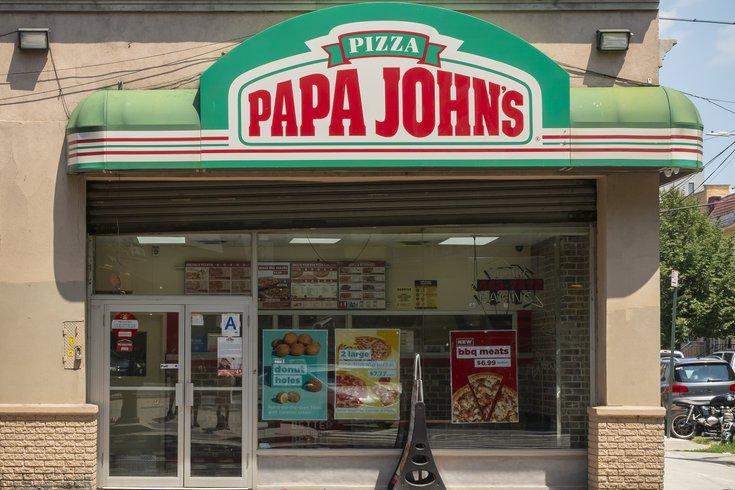 papa johns pizza stores