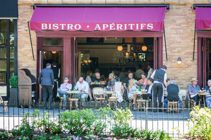 Parc rittenhouse square scenic restaurants