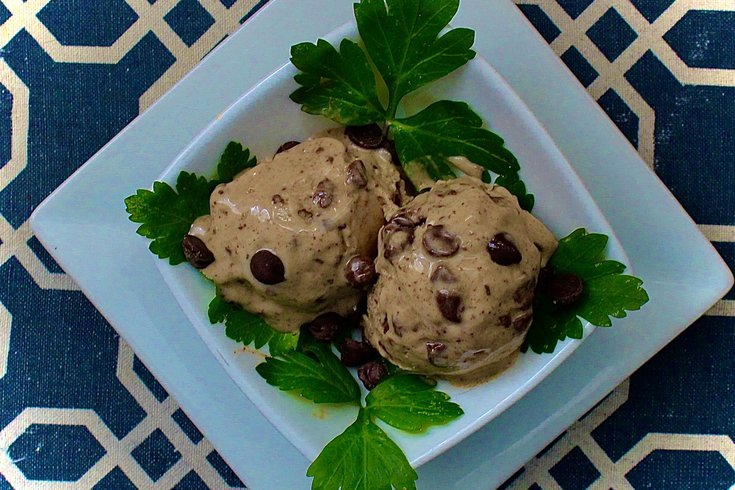 Limited - IBX LIVE Peanut Butter Chocolate Chip Nice Cream