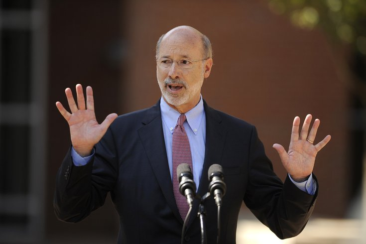 Tom Wolf veto senate bill