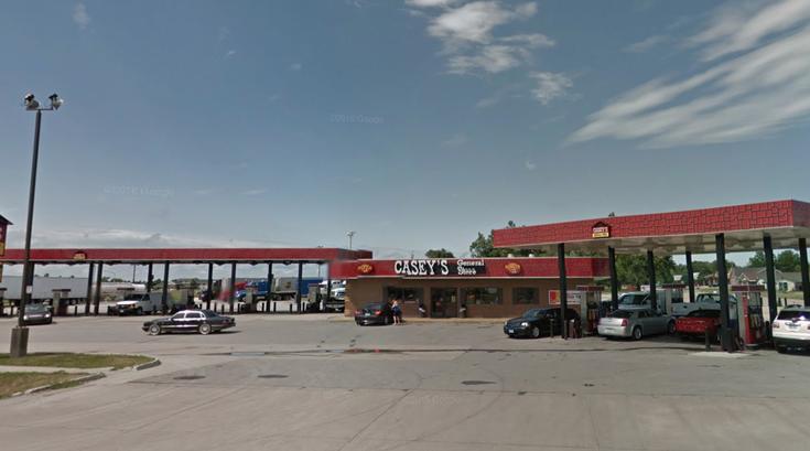 Casey's store in Iowa