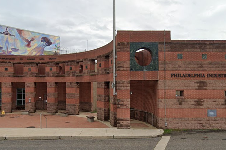 Philly prisons shelter-in-place