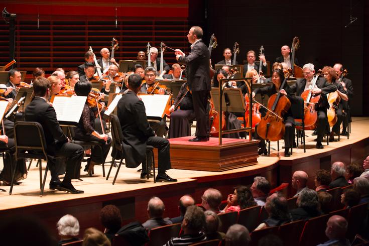 Philadelphia Orchestra Fall season