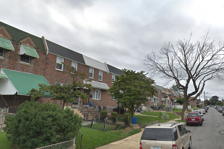 Tacony mother children shooting