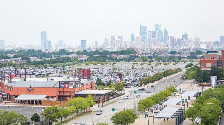 Philly Rain April