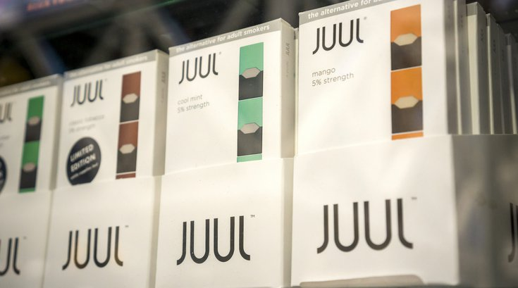 Philly JUUL lawsuit