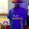 Play gloria blues shirt
