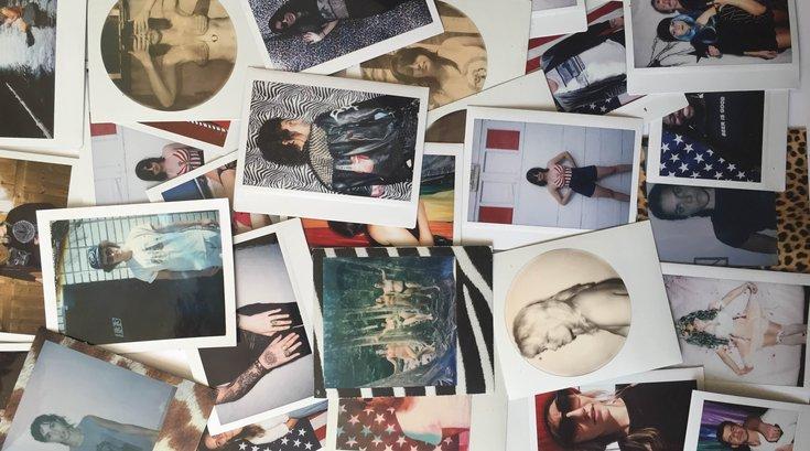 Pop Up Polaroid