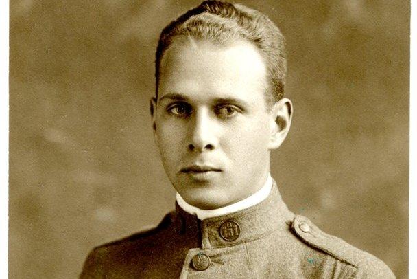 Henry Bamsberger portrait