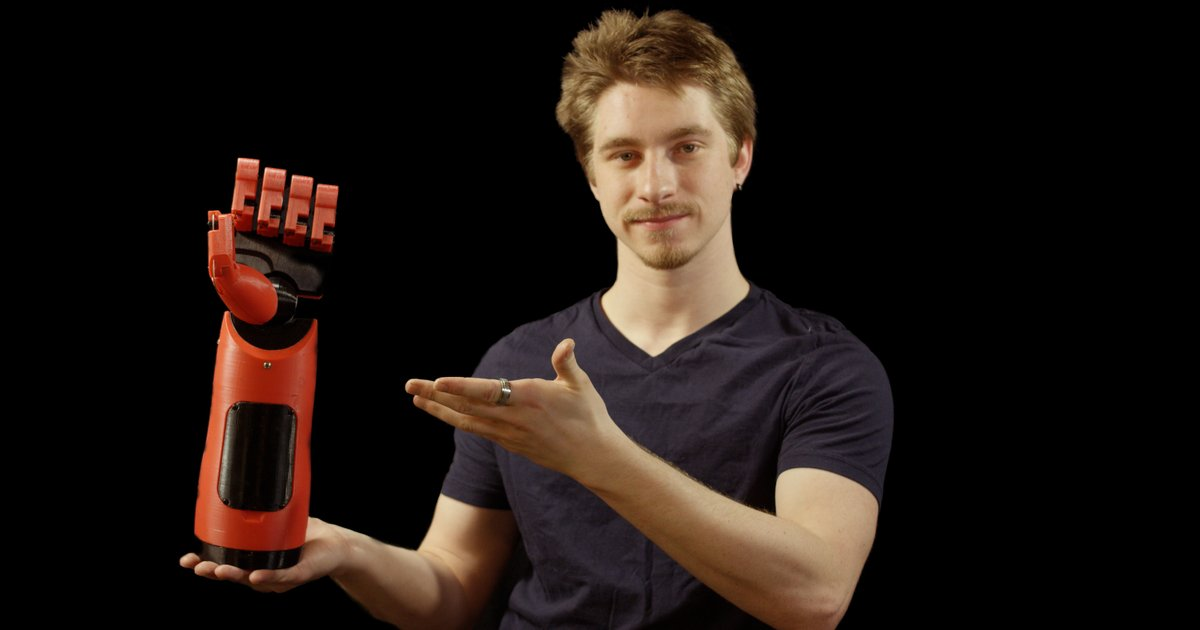 Philly design student creates working replica of bionic video-game