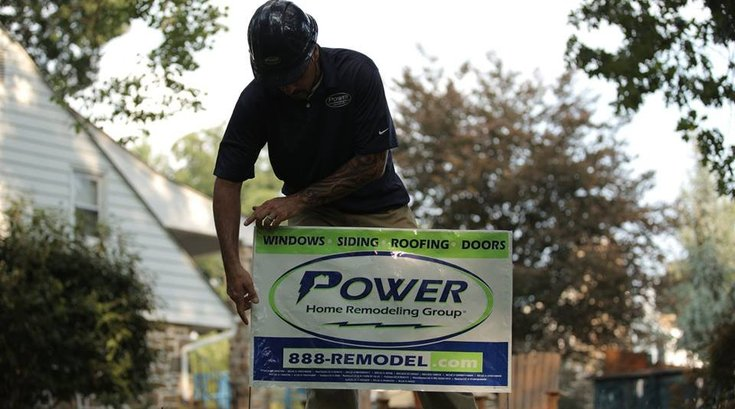 Power home remodeling chester