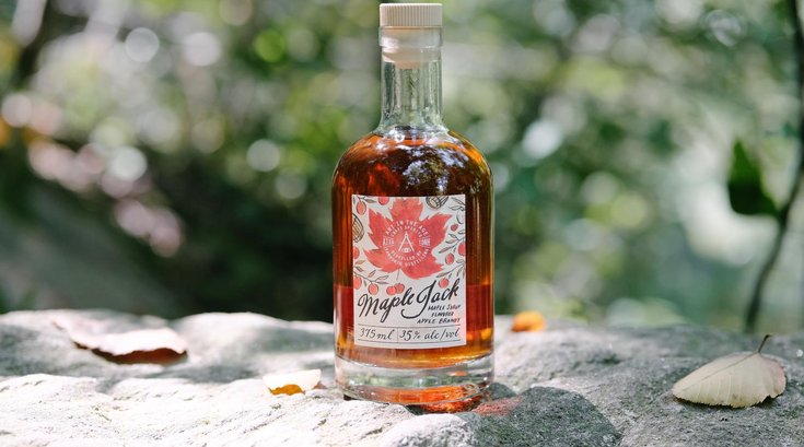 maplejack brandy art in the age