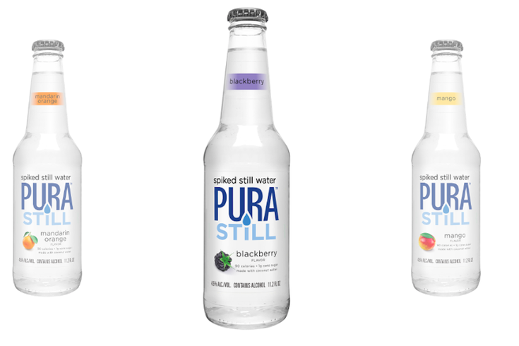 pura still spiked water
