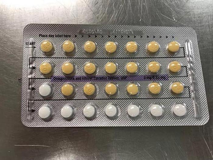 recalled birth control fda