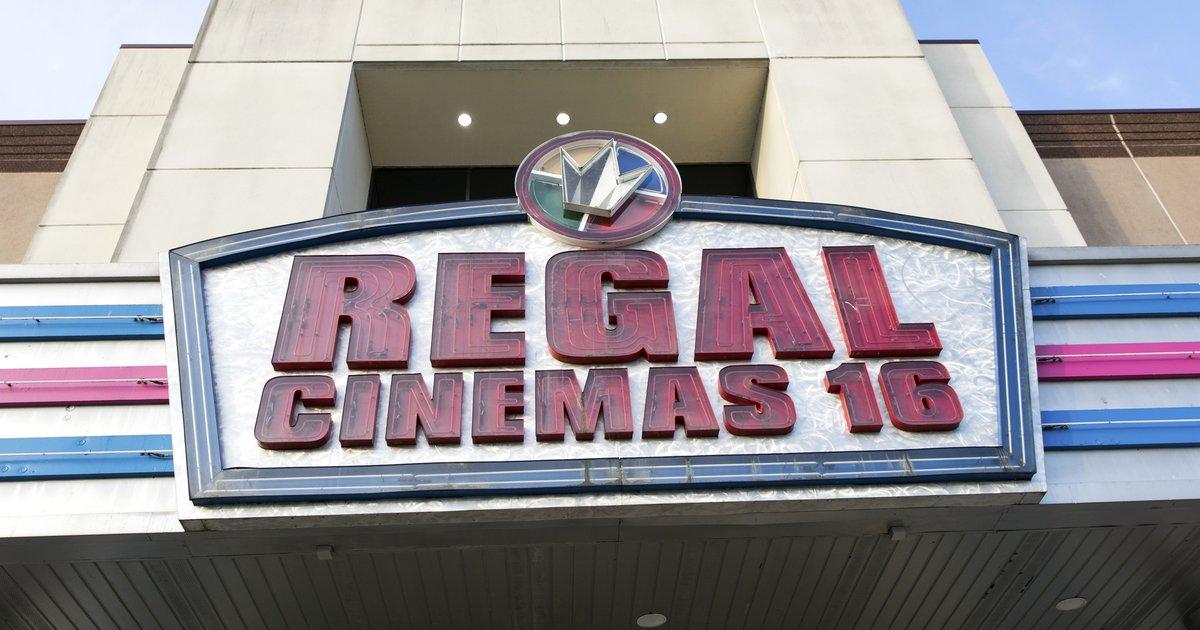 Halloween 2020 Regal Cinmas Quakertown Here's all the Regal Cinemas temporarily closing in the