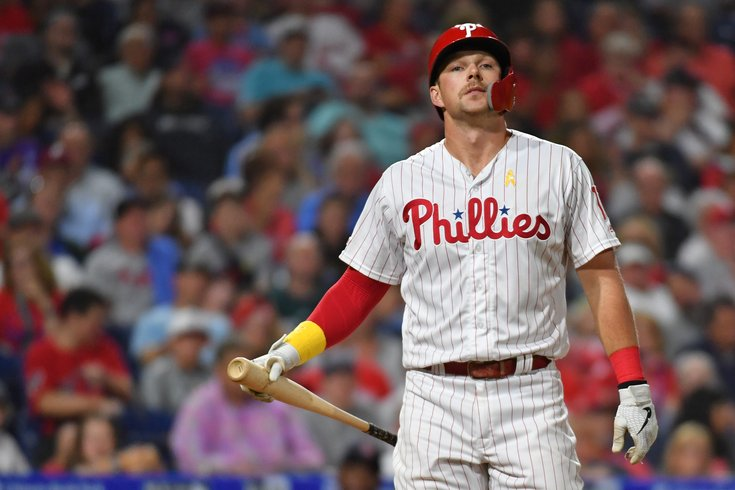 Rhys hoskins trade rumors