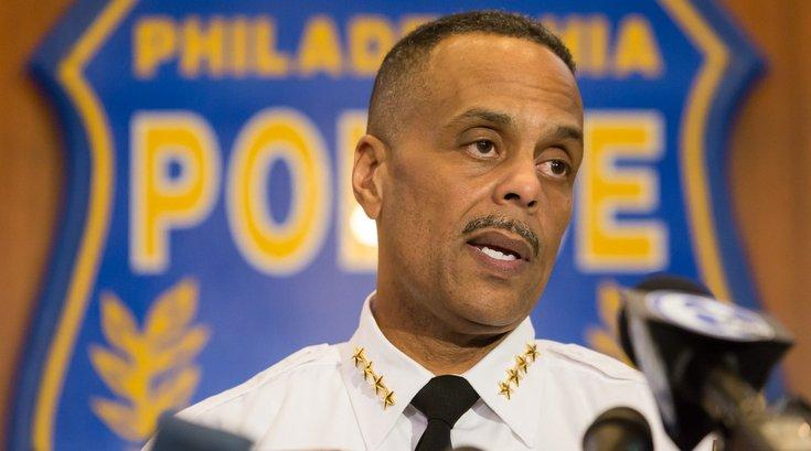 Richard Ross resigns Philadelphia police
