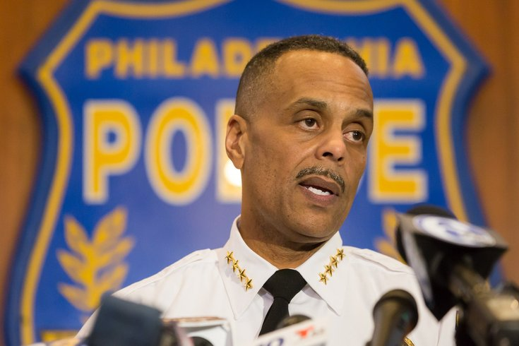 Richard Ross resigns Philadelphia police