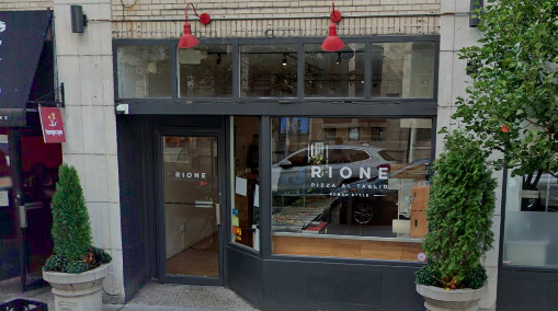 rione pizza new location