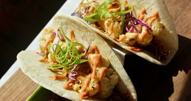 Limited - Roasted Cauliflower Tacos IBX Cooking