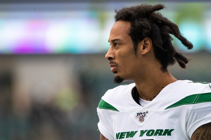 Robby Anderson eagles trade rumors