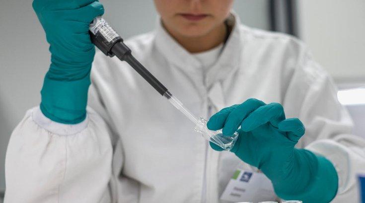 Rowan vet vaccine