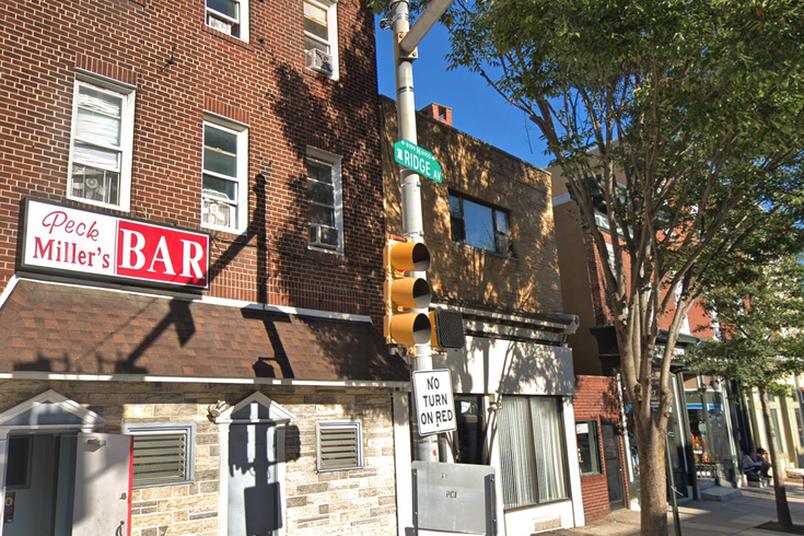 Roxborough robbery peck miller's bar