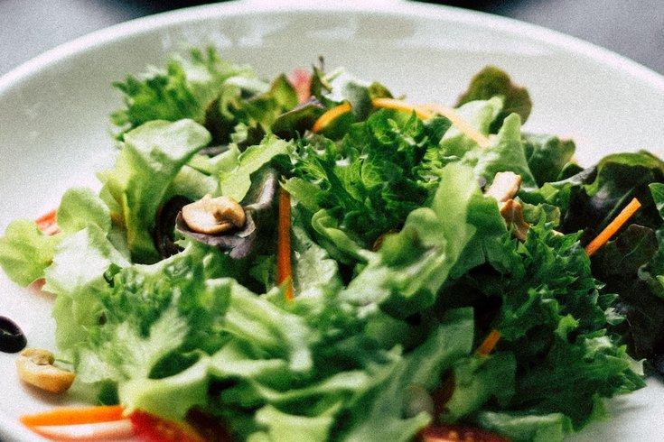 salad unsplash