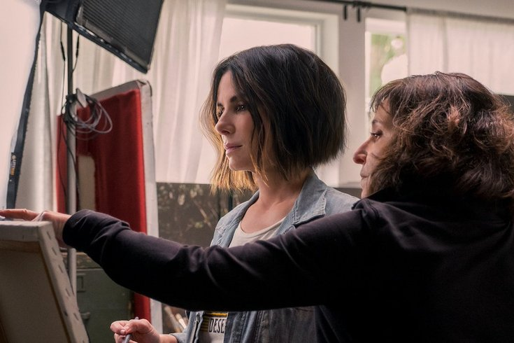 Sandra Bullock and Netflix are teaming up again