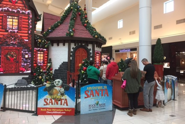 8f0b03e617 Year after backlash, Cherry Hill Mall offers photos with Santa – for ...