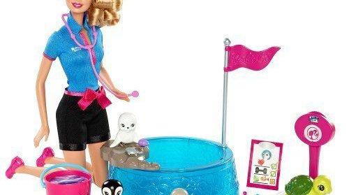 Seaworld barbie