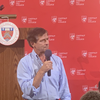 Joe Sestak at Chestnut Hill College