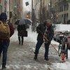 Snow Center City