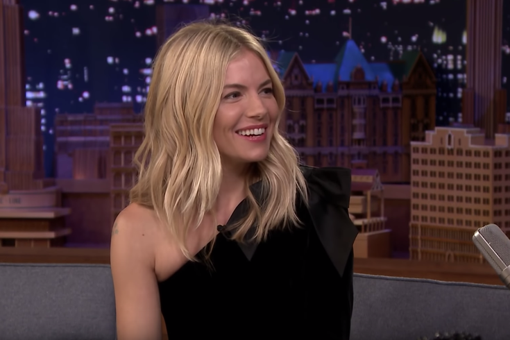 Sienna Miller American Woman accent
